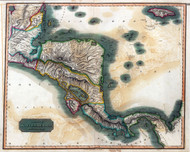 Central America 1816