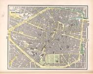 Brussels Belgium 1901
