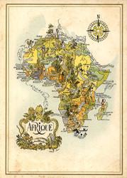 Afrique 1951