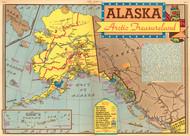 Alaska Arctic Treasureland 1940