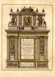 Atlas Nouveau Contenant Totes Les Parties du Monde 1708