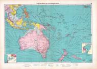 Australasian and Polynesian Ports 1922
