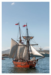 Sailing by Gary Morris
