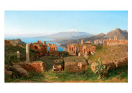 Alessandro la Volpe - A View of the Theatre in Taormina