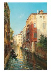 Bernardo Hay - Venetian Scene
