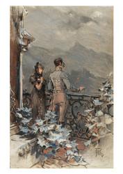Frederick Hendrik Kaemmerer - Nocturne