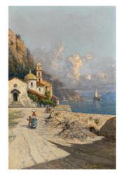 Giuseppe Carelli - Italian Scene