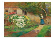 Hugo Charlemont - Farmhouse Garden
