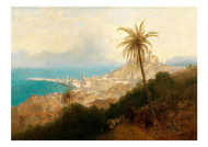James Baker - Pyne view of Cannes