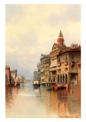 Karl Kaufmann - Venetian Scene