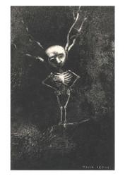 Odilon Redon - Spirit of the Forest