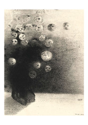 Odilon Redon - Is There Not an Invisible World