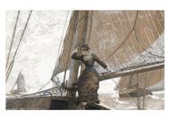 Winslow Homer - Yachting Girl