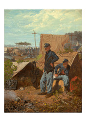 Winslow Homer - Home Sweet Home