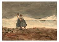 Winslow Homer - Danger