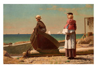 Winslow Homer - Dads Coming