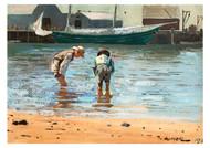 Winslow Homer - Breezing up a Fair Wind