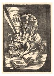 Johannes Josephus Aarts - Death with Victim