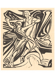 Johannes Josephus Aarts - Jakob Struggles with the Angel