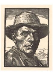Johannes Josephus Aarts - Portrait of an Unknown Man