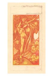 Johannes Josephus Aarts - Woman and Boy in the Clouds ii