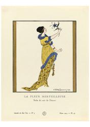 Gazette du Bon Ton - The Wonderful Flower