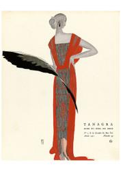 Gazette du Bon Ton - Tanagra