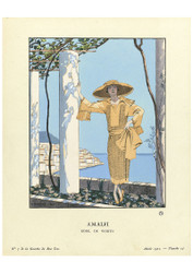Gazette du Bon Ton - Amalfi
