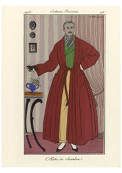 George Barbier - Chamber Robe