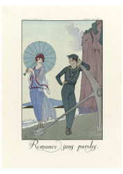 George Barbier - Romance Without Words