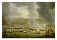 Gerardus Laurentius Keultjes - Bombardment of Algiers by the United Anglo Dutch Naval Squadron