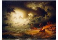 Marcus Larson - Burning Steamer