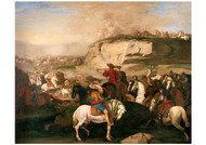 Aniello Falcone - Battle Scene