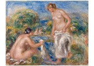 Auguste Renoir - Bathing Woman