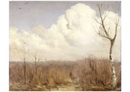 Gerrit Willem Dijsselhof - Autumn Day