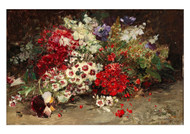 Anonymous - Austrian Bouquet of Flowers