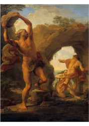 Pompeo Batoni - Atis and Galathea