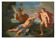 Placido Constanzi - Apollo and Daphne