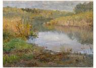 Ida von Shulzenheim - A River in France