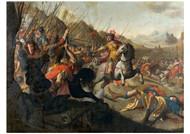 Simon Peter Tilemann - A Roman Battle