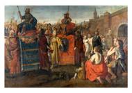 Simon Peter Tilemann - A Roman Triumphal Parade