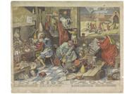 Theodoor Galle - Alchemist