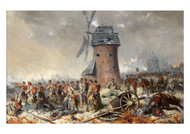 Alexander von Bensa - In the Thick of the Battle