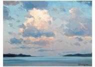 Alexei Vasilevitch Hanzen - Coastline Dalmatia