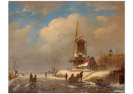 Alexis de Leeuw - Winter Pleasures