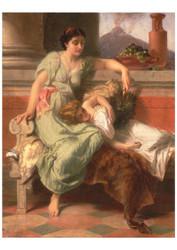 Alfred Elmore - Pompeii