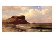 Alfred Bircher - Castle Rock Nahant Massachusetts