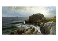 Alfred Bircher - Castle Rock Marblehead