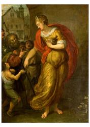 Frans Francken ii - Allegory of Generosity