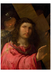 Altobello Melone - Christ Carrying the Cross